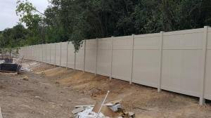 Vinyl Privacy Fencing Affordable Commercial Quality Grade Fence