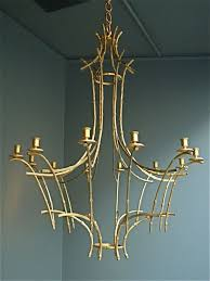 faux bamboo chandelier stock decorative antiques decorative objects vintage design madrid uk