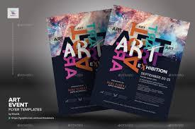 Art Event Flyer Art Event Flyer Templates