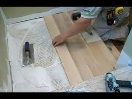 installing wood stairs. Brilliant Wood Stairs Installation Installing Hardwood On Stair Landing  Mryoucandoityourself  YouTube Intended Wood T
