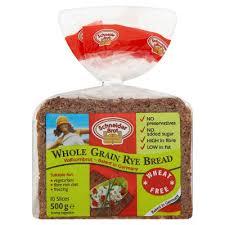 Rye Bread Waitrose Partners