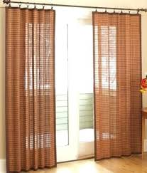 curtain for glass door curtains for sliding glass door sliding door curtains french patio throughout single