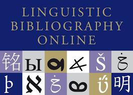 Linguistic Bibliography Online