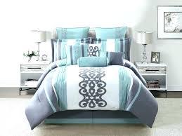 black and teal comforter sets