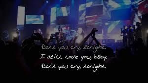 instrumental] Dont Cry - Guns N' Roses ...