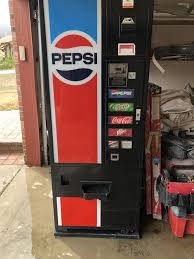 Pepsi Vending Machine For Sale Magnificent Pepsi Vending Machine For Sale In Aurora CO OfferUp