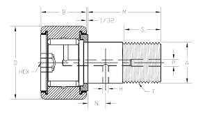 Detail Manufacturer Of Smith Bearing Cam Followers By