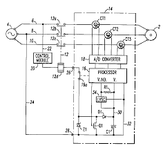 control powered overload relay patent