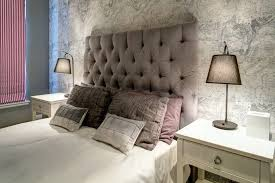 bedroom accent lighting surrounding. this accent wall resembles an old fashioned map and gives the bedroom a special character lighting surrounding