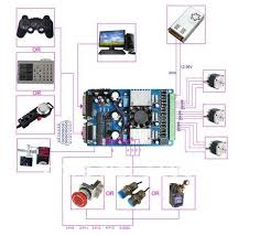 nema stepper motor oz in a leads axis board cnc kit wiring diagram this is just a refenrence not representing this item
