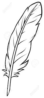 feather stock vector 15594644