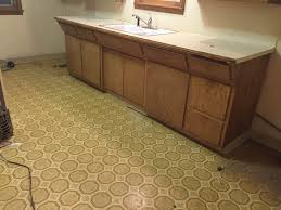 Concrete Kitchen Flooring All Around Surfaces Wood Look Concrete Overlay Flooring