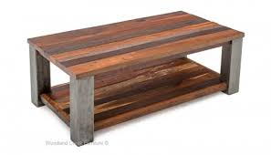 Urban Industrial Cocktail Table Restoration Hardware Coffee Table