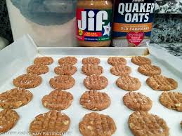 buford s easy peanut er dog cookies