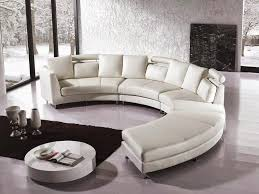 classy curved sofas design for modern