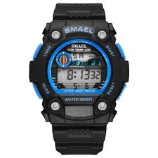 <b>SMAEL automatic sport men</b> watch top Brand Luxury 50m ...
