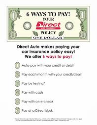 think paying for insurance takes a lot of work think again whether it s for car motorcycle or life insurance making a payment doesn t have to be