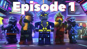 Lego Ninjago Season 12 Episode 1