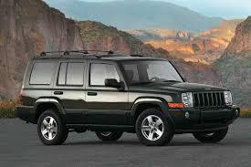 2006 jeep commander top sd