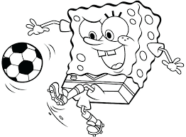 Free Coloring Pages Spongebob Favorite Color Free Coloring Pages