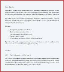Cv Sample High School Student Resume Template Buildingcontractor Co