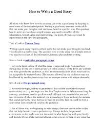 how write an essay okl mindsprout co how write an essay