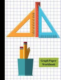 Cool Designs Math 4x4 Quad Graph Paper Workbook By True North