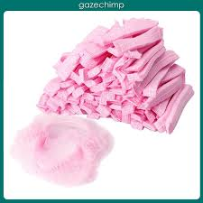 <b>100 Pieces</b> Disposable Hair Head Covers Net Bouffant Cap <b>Non</b> ...