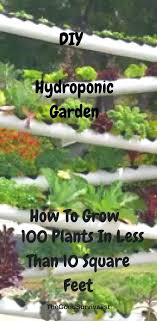 how to build a hydroponic garden. diy hydroponic garden tower lets you grow over 100 plants in less than 10 square feetdiy how to build a