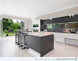 Grey Kitchens Best Designs Gray And White Kitchen Designs Gray And White Kitchen Designs With