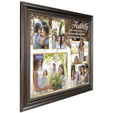 better homes and gardens bronze colored 5 opening collage frame com