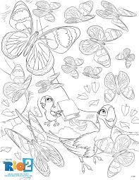 Small Picture Free Rio 2 Coloring Pages Mommys Busy Go Ask Daddy
