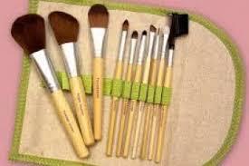 eco friendly makeup brush set only 13 99 beaute basics