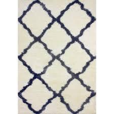 nuloom moroccan trellis blue 7 ft x 9 ft area rug