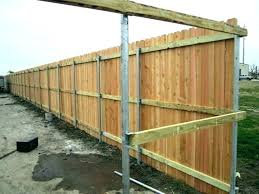 Wooden Fence Post Home T Wood Fence Post Poles Boards Cedar