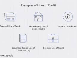 Credit cards can be a convenient way to manage your finances, but they can also be expensive and risky. Line Of Credit Loc Definition Types Examples