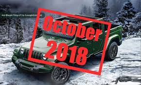 2018 jeep pickup truck. unique 2018 2019 jt wrangler pickup truck production for 2018 jeep pickup truck