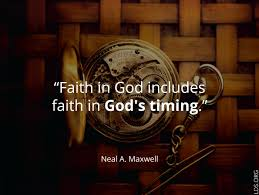 Gods Timing Quotes Fascinating God's Timing