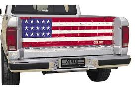 Covercraft Pro Flow Pro Net Tailgate Net - American Flag Pickup ...
