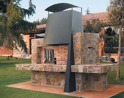 Barbecue Da Esterno In Pietra : Barbecue a carbonella in pietra tibau fugar
