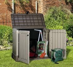 plastic garden plastic garden storage large garden storage cupboard