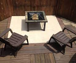 Pin By Julie Lavetan On Diy Fire Pit Decor Fire Pit Furniture Fire Pit Seating