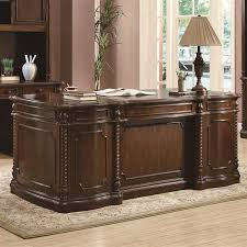 home office mexico. creative of office desk walnut traditional home executive in finish coaster mexico