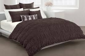 dark brown king duvet cover sweetgalas