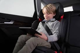 car seat installation forward facing