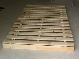 simple bed frame plans diy free stone wood al on bed frame