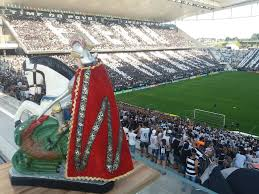 O dia de São Jorge, santo padroeiro do Sport Club Corinthians Paulista   by  Corinthians