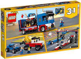 Mua đồ chơi LEGO Creator 31085 - Xếp hình Đội Xe Biểu Diễn 3-trong-1 (LEGO  31085 Mobile Stunt Show) Mua đồ chơi LEGO Creator 31085 - Xếp h…