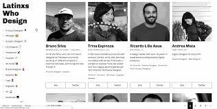 Latinxs Who Design Top 10 Webflow Sites Of 2018 Webflow Blog