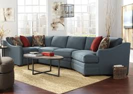 Living Room With Sectional Sofa Sectional Sofa With Cuddler Chaise Sofas